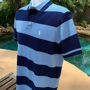 POLO RALPH LAUREN Mens Mesh Polo Shirt